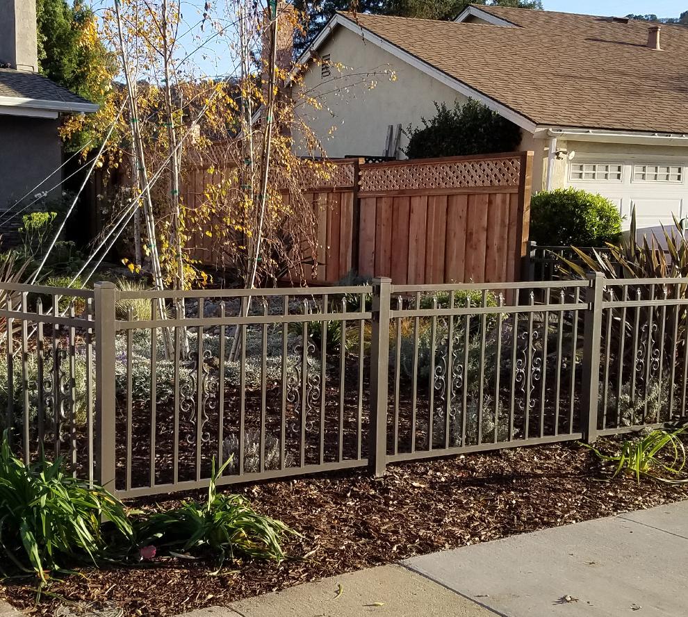 Aluminum Fence Fremont CA